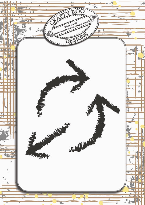 TEXTURES - Scribble Arrows