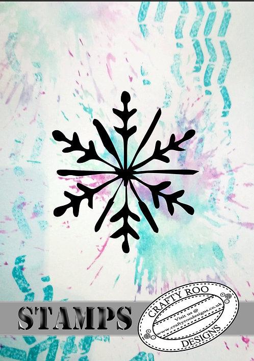 Mini Texture - Snowflake