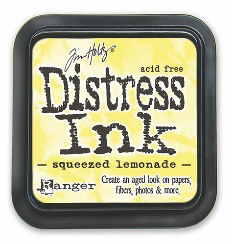 Squeezed Lemonade Distress Ink