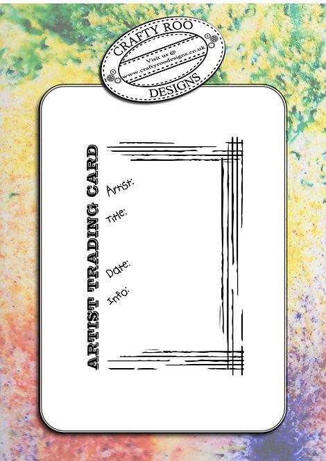 ATC - Card Sketch