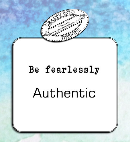 Midi -Fearlessly Authentic
