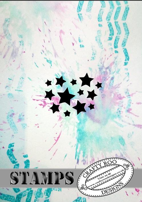 Mini Texture - Stars
