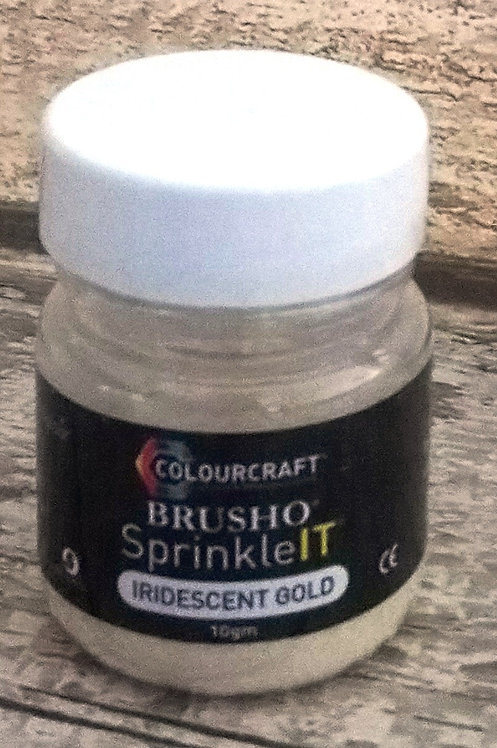 SUPERSIZE SprinkleIT - Iridescent Gold