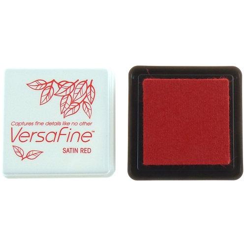 Satin Red Versafine Mini
