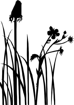 Mini Vintage - Spring Flowers #1