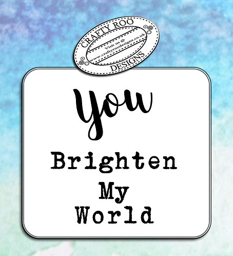Bulb - You Brighten