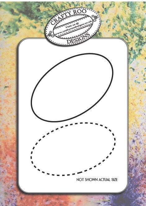 Oval Frames - Detailed