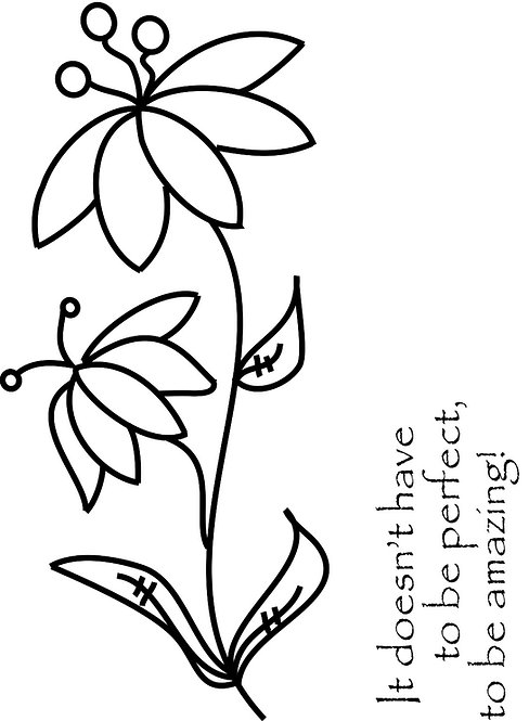 Funky Flowers - Amazing