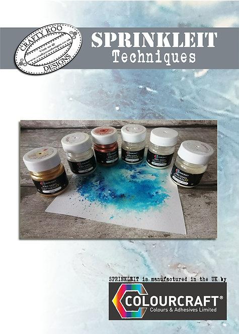 SprinkleIT Booklet