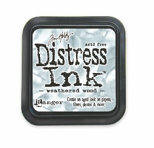 Weather Wood Distress Ink