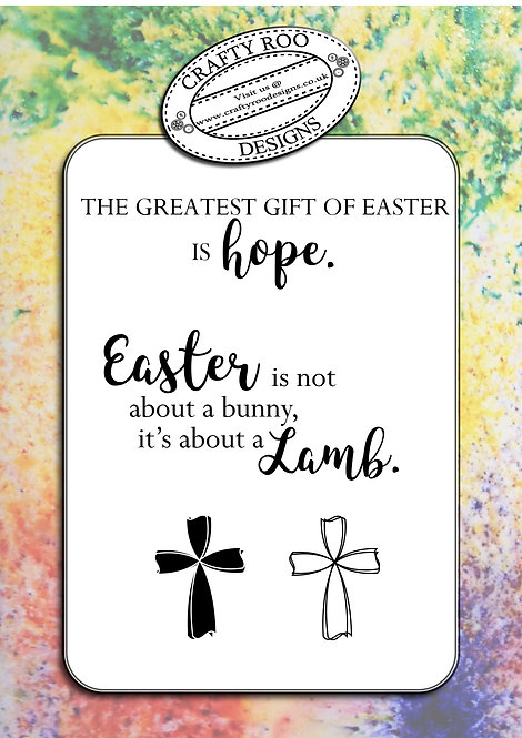 The Greatest Gift Of Easter