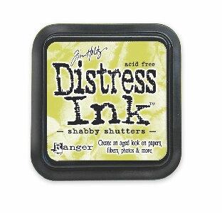 Shabby Shutters Distress Ink