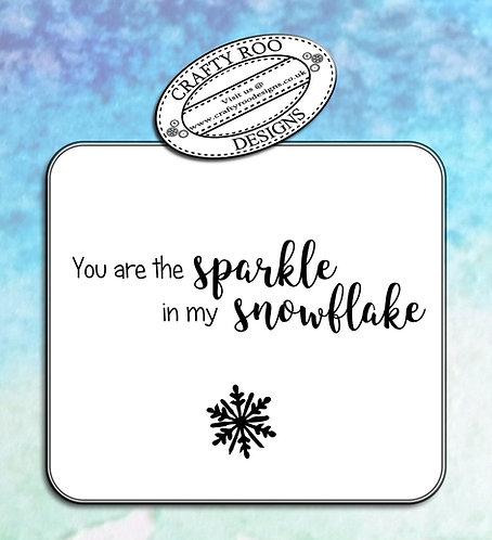 Midi - Sparkle in my snowflake