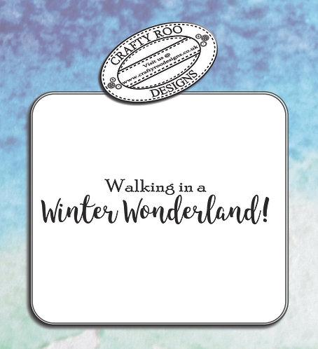 Midi -Winter Wonderland