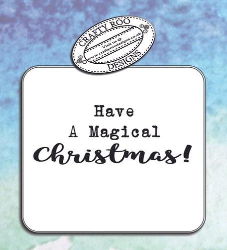 Midi -Have a magical Christmas
