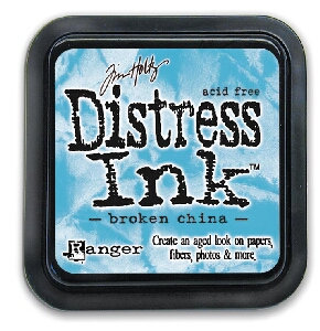 Broken China Distress Ink