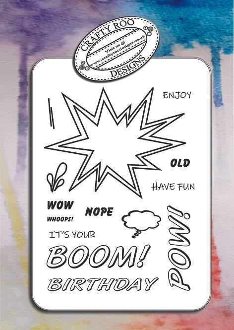 Comic Capers - BOOM!