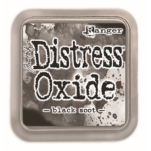 Black Soot Distress Oxide