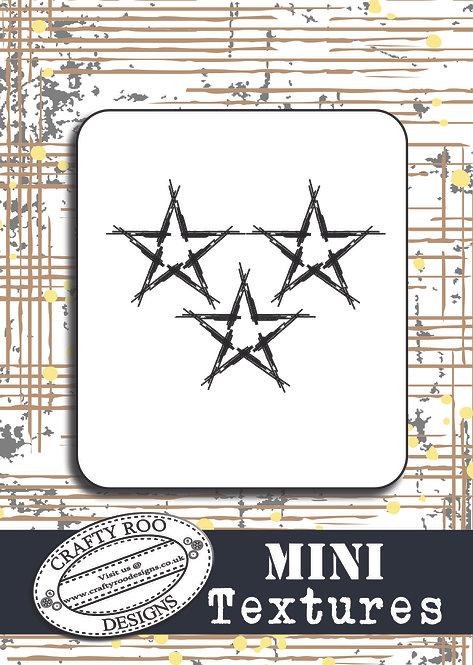 Mini Texture - Sketch Stars