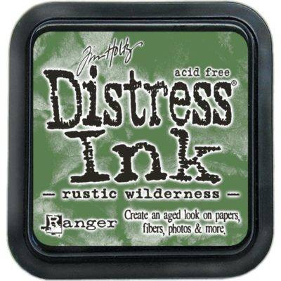 rustic wilderness Distress Ink