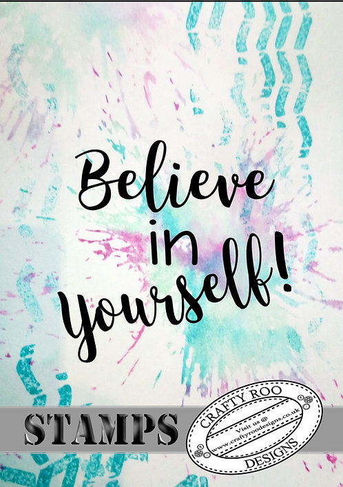 Mini - Believe in yourself