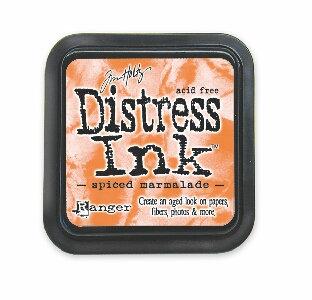 Spiced Marmalade Distress Ink