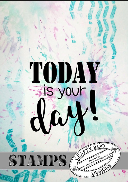 Mini - Today is your day
