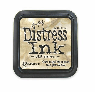 Old Paper Distress Ink
