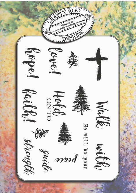 Bible Journaling Set 4