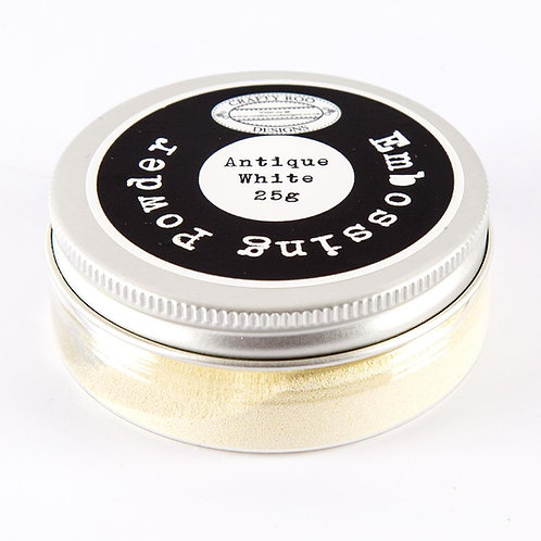 Antique White Scented Embossing Powder