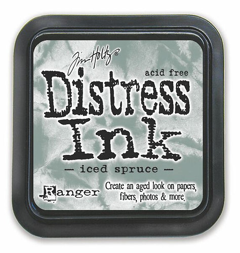 Iced Spruce Distress Ink