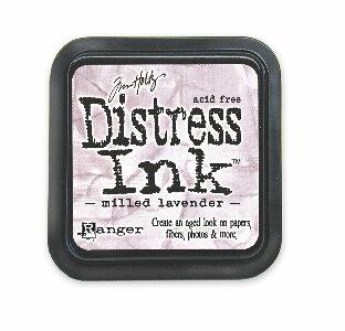 Milled Lavender Distress Ink