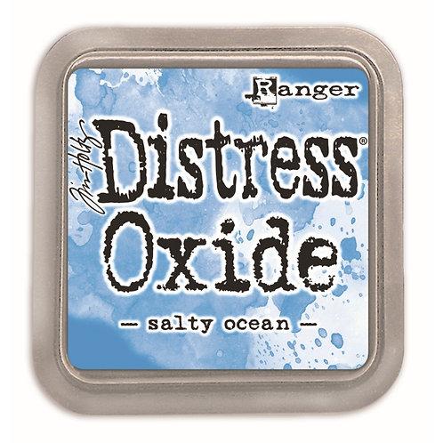 Salty Ocean Distress Oxide