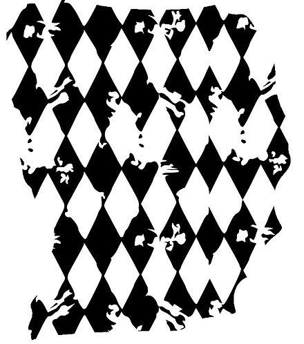 TEXTURES - Harlequin