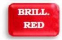 Brusho - Brilliant Red