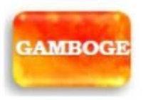Brusho - Gamboge