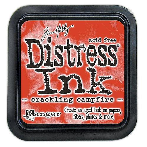 crackling campfire Distress Ink
