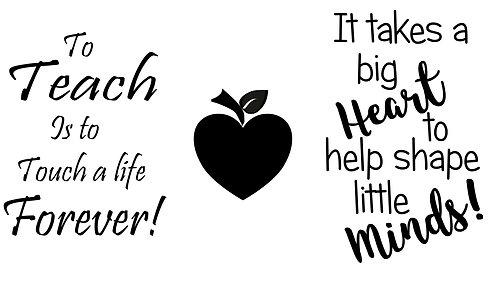 Teacher Sentiments Offer