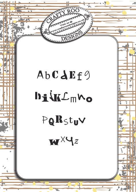 TEXTURES - Alphabet