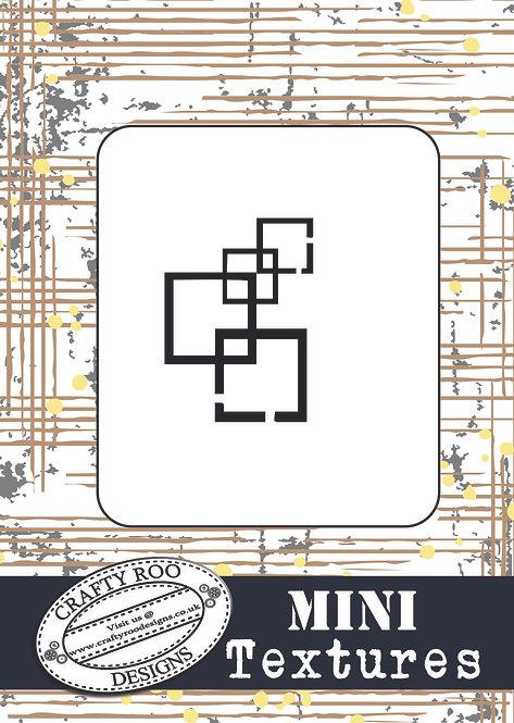 Mini Texture - Squares