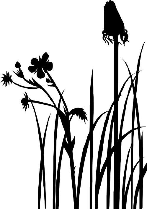 Medium Spring Flowers #1