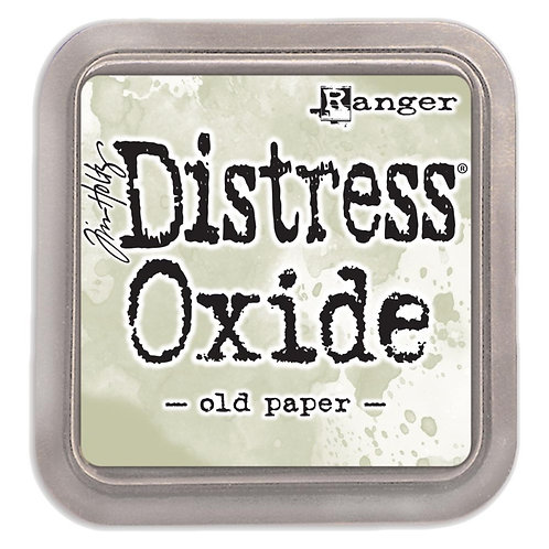 Old Paper Distress Oxide