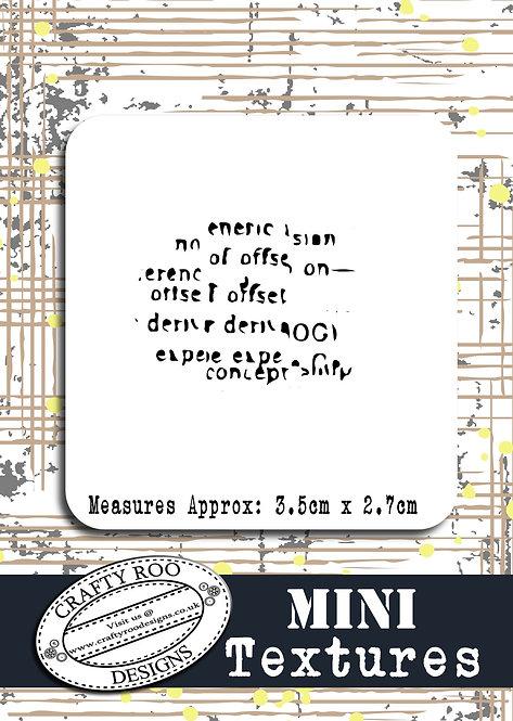 Mini Texture - Code