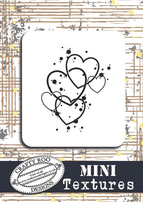 MINI Textures - Lots of Hearts