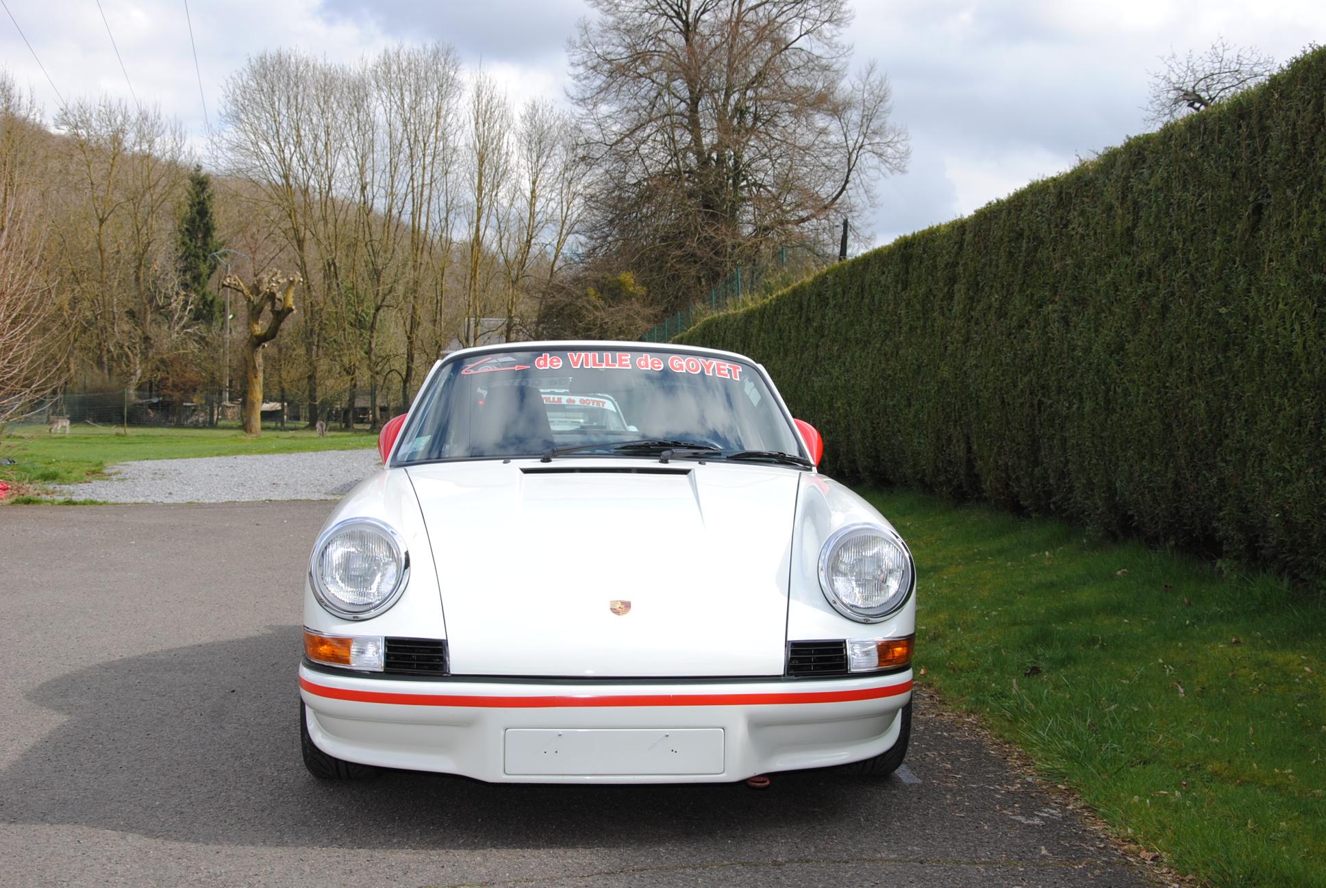 Porsche 911 Carrera 3.2L de 1989