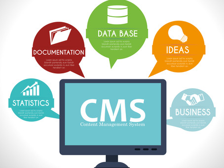 CMS Is Here to Make Your Life Easier!