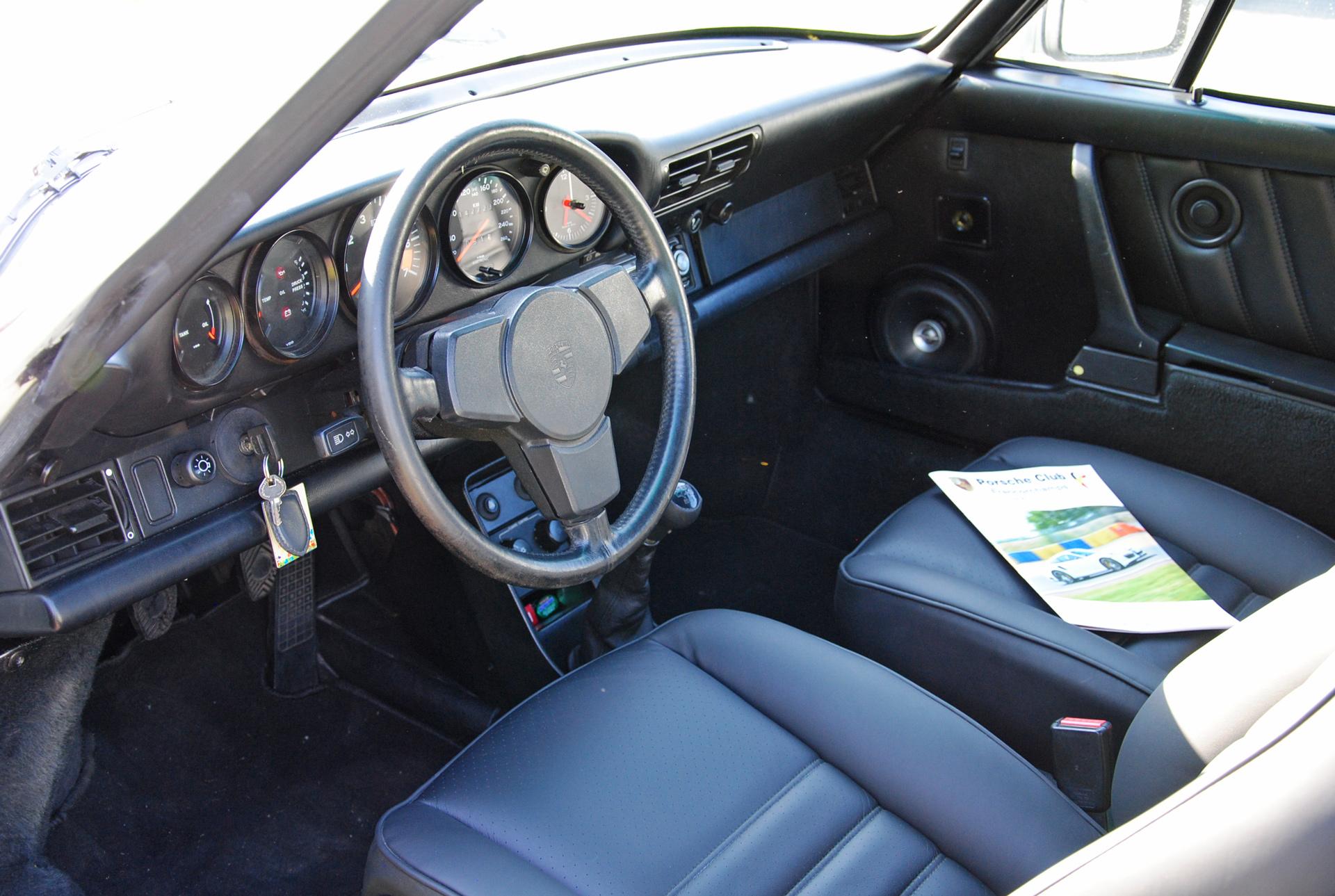 Porsche 3,2 L 1989