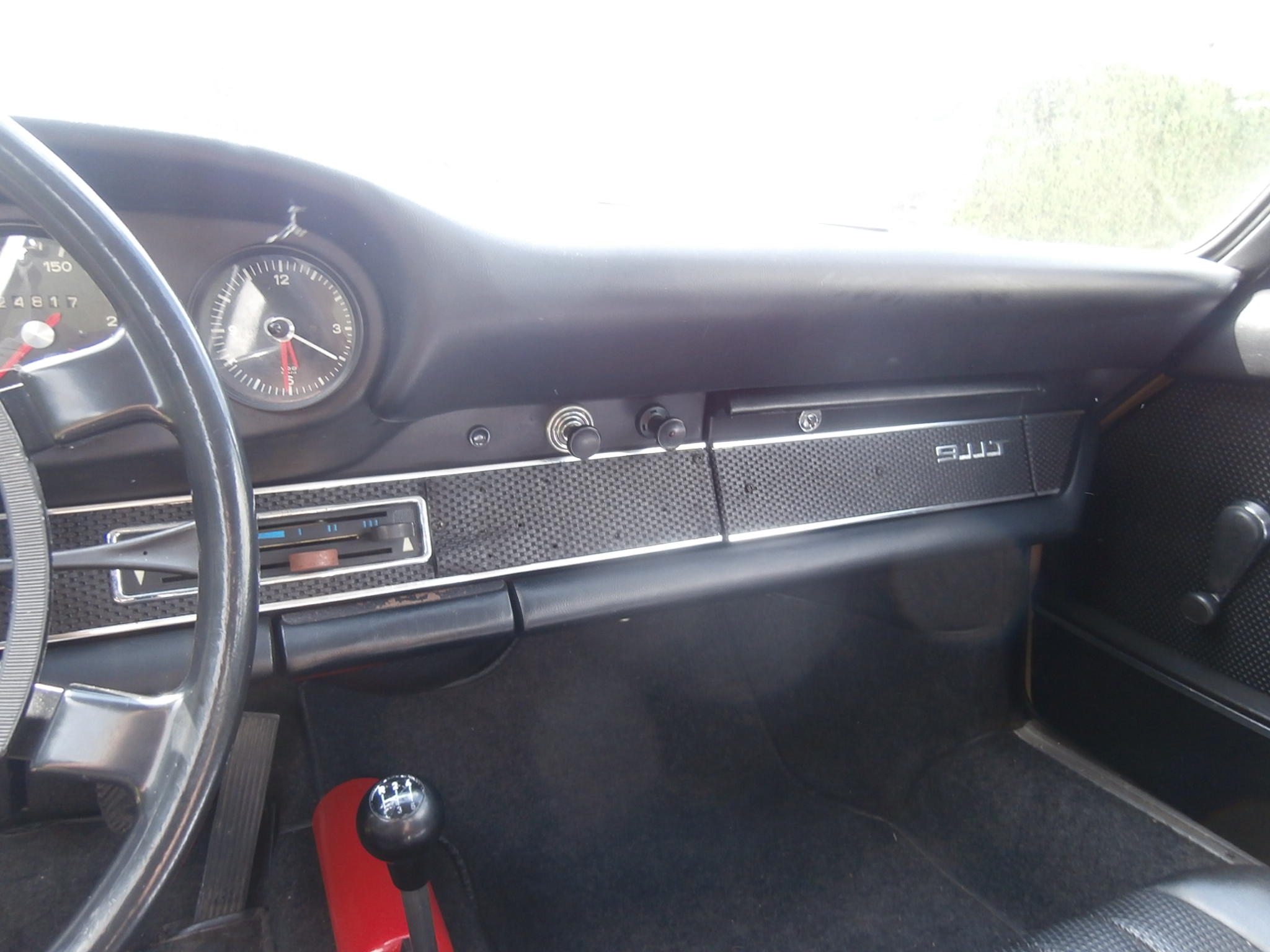 Porsche 911T 2.0L GDVDG