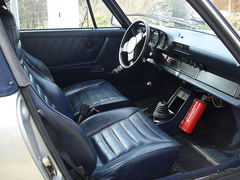 Porsche 3,2 L Cabriolet 1986