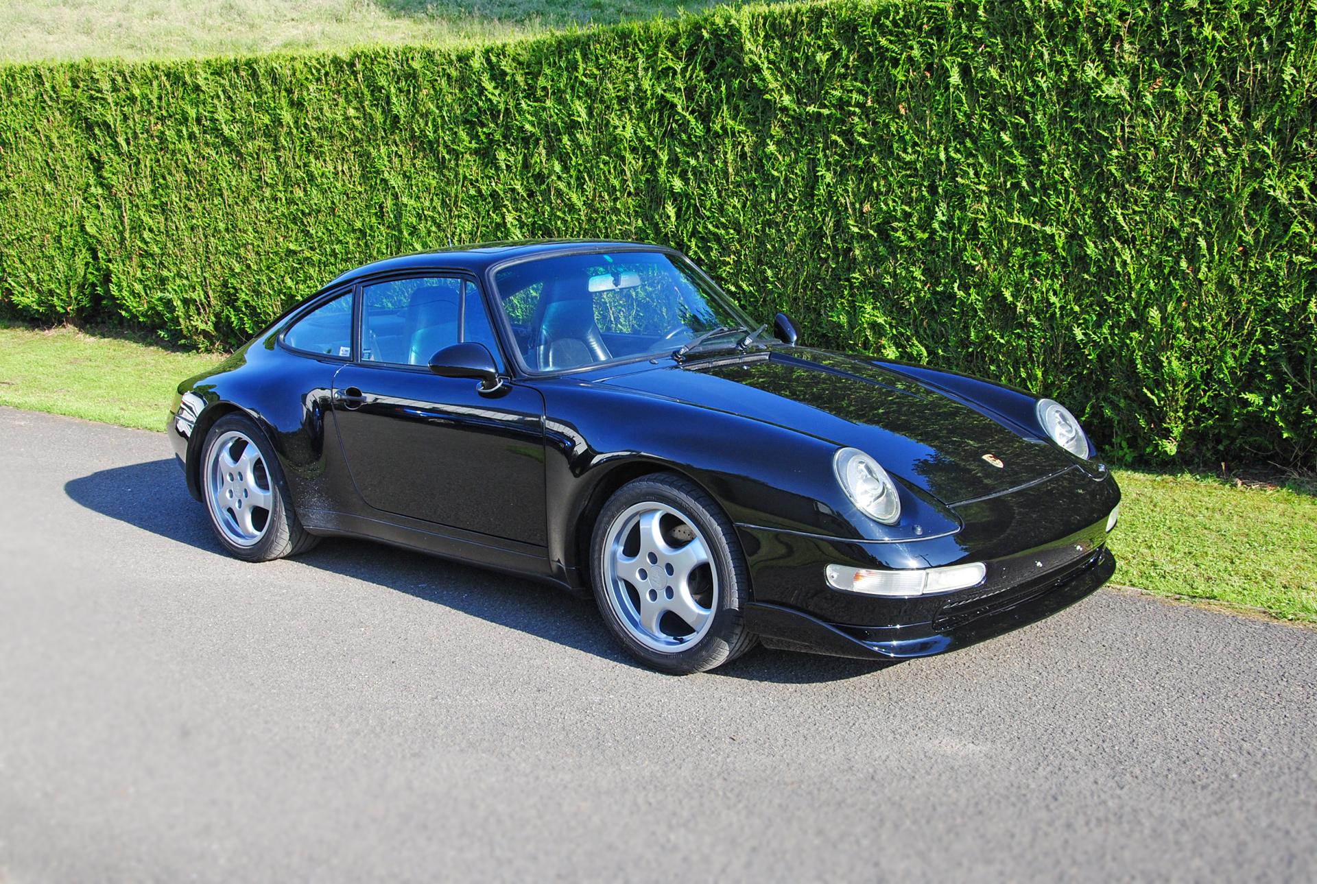 Porsche Look 993